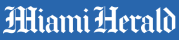 logo for the Miami Herald newspaper